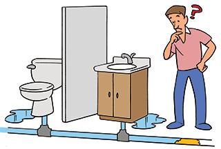 Απόφραξη σιφωνιού μπάνιου Πειραιάς